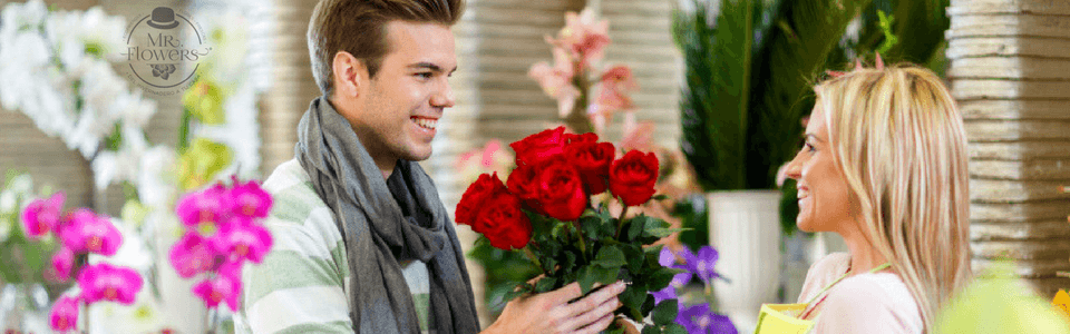 Floreria entrega de flores