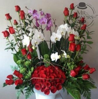 Arreglo Floral Imperial