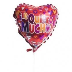 globo mediano te quiero