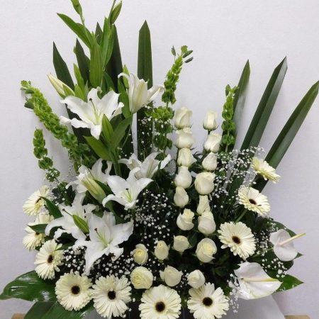 Arreglos Florales Con Gerberas
