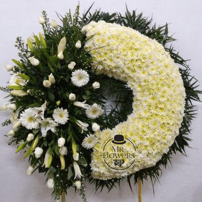 Corona Mediana Elegante